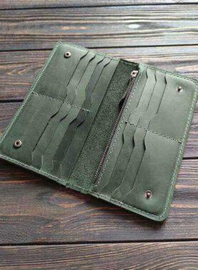 Зелений клатч primal maxi з безкоштовним гравіруванням2